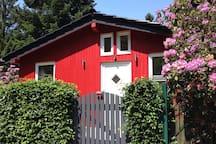 Unser neuerbautes Ferienhaus im idyllischen Rurtal