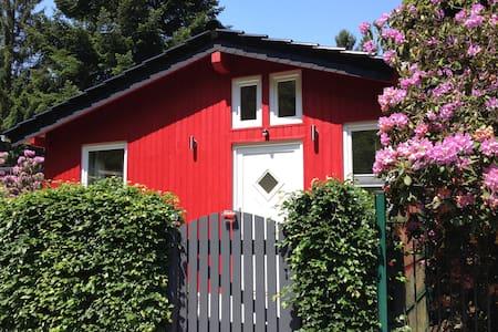 Unser neuerbautes Ferienhaus im idyllischen Rurtal - Simmerath - Casa