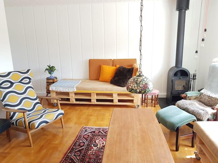 Bo i Thule - i Klitmøller