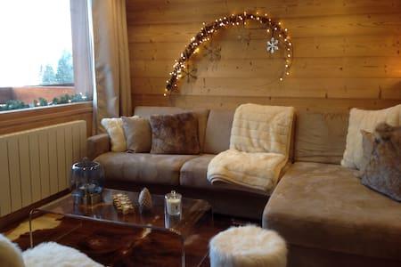 Superbe appartement Wifi Retour Skis Aux Pieds - Les Avanchers-Valmorel