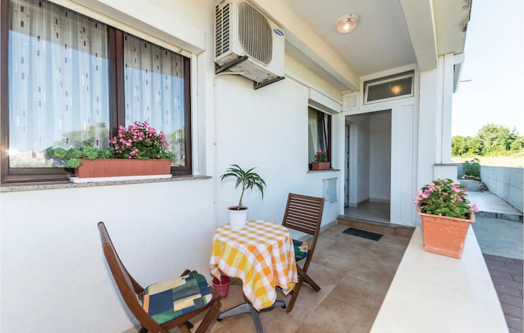 Holiday apartment with 2 bedrooms on 51m² in Zadar