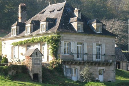 Beautiful character home,  near the  Dordogne/Lot. - Noailles - 独立屋