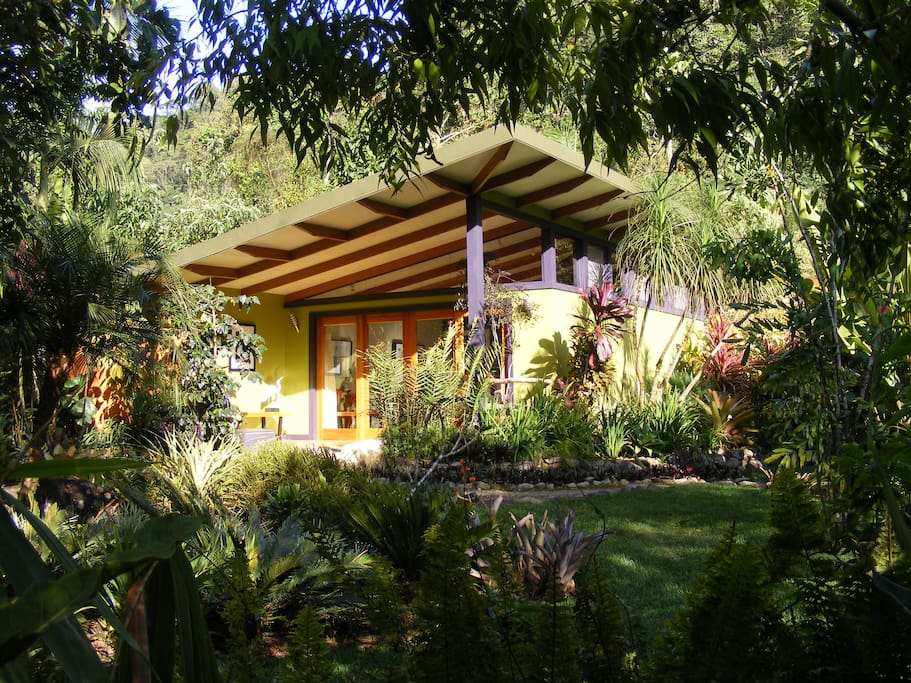 Stylish, secluded and surrounded by nature
