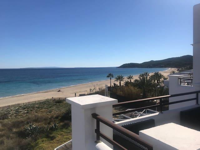 View to Formentera