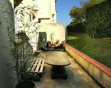 Appartement rez-de-jardin - Tournefeuille