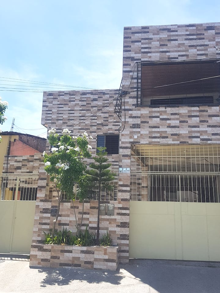 Refúgio e tranquilidade -  Apartamento Inteiro
