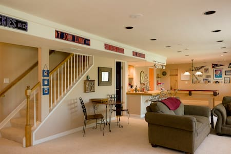 Private bed, bath and living area - Highlands Ranch