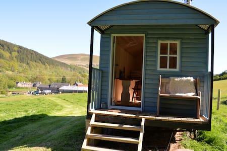 Aber Farm Shepherd's Hut (Tor y Foel)