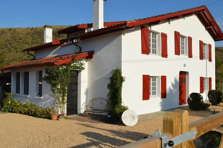 Cosy luxury gîte, Pays Basque for 4 - Bunus - Casa