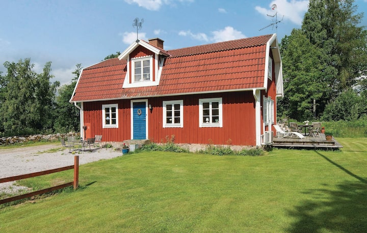 Beautiful home in Holmsjö with 3 Bedrooms