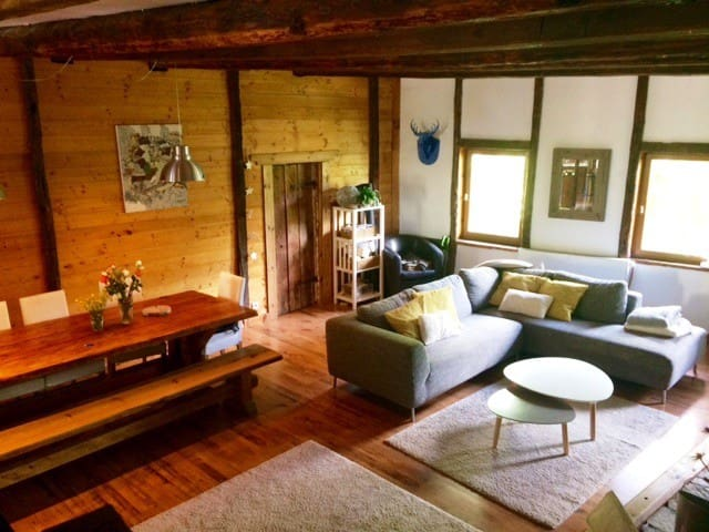 Maison de 130m2 à Briançon idéale 1 ou 2 familles.