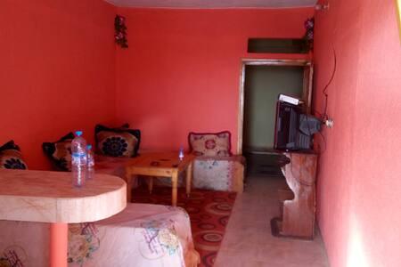 Village Tafdna : Dar mhend lhaj - Centre Commune Tafedna - Apartment