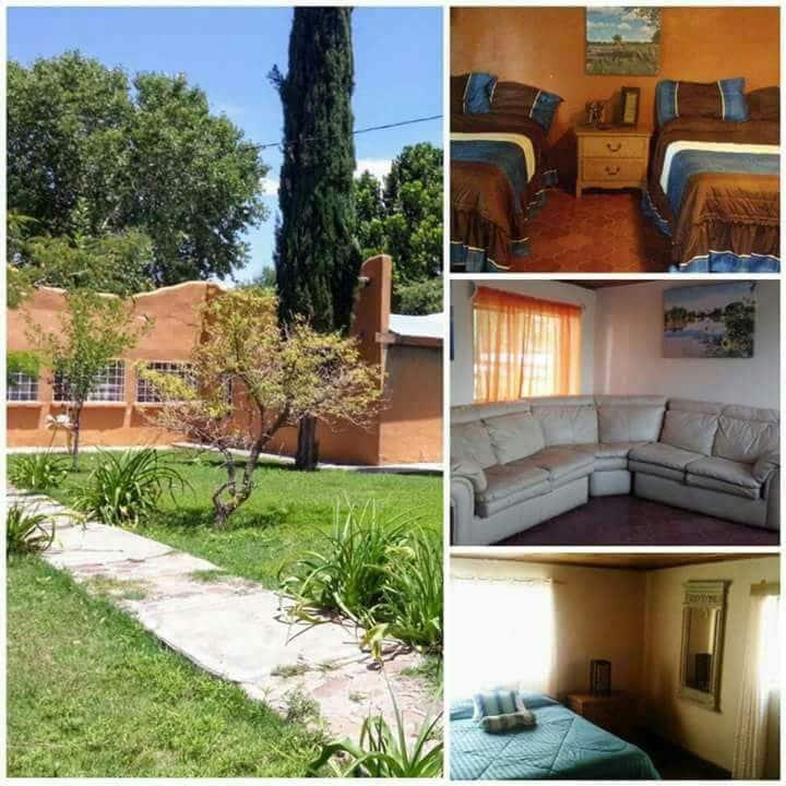 Casa de Campo en La Turbina - Casas Grandes Chih.