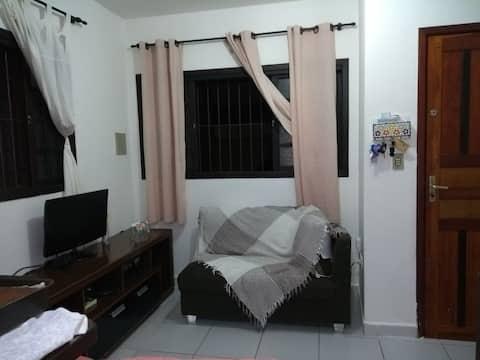 Casa confortável e próximo à praia em Caraguá