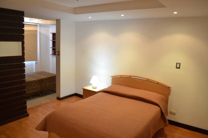 NO CLEANING FEE ROOM #1 ZONE 15 PVT- BATH