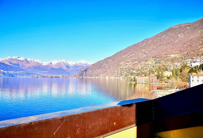 Torretta 8, Bellano, City Center Lake Como View