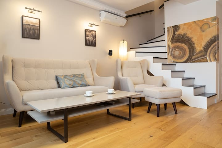 ☆ Beautiful Apartment in the Heart of Bratislava