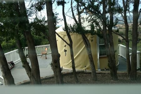 Yurt  With an amazing View - Clarkdale - Jurte
