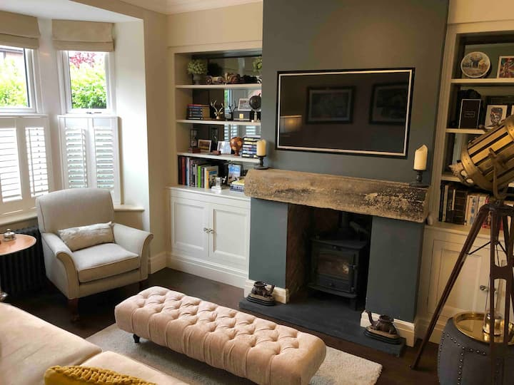 Stunning Newly Refurbished Home in Heart of Lytham