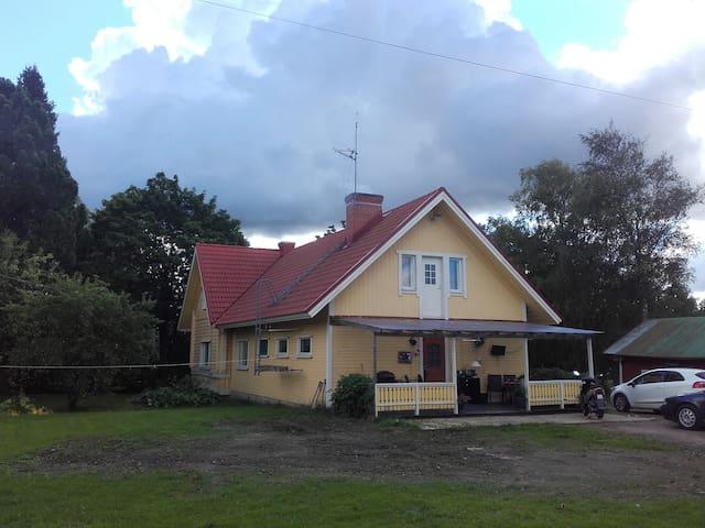 Eurajoki,Finland