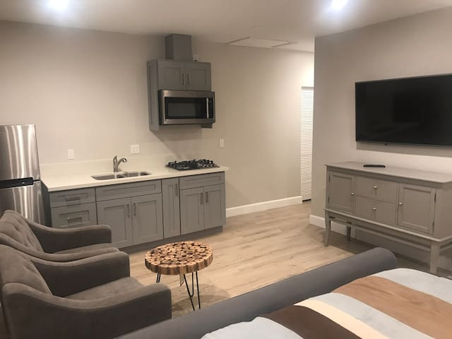BRAND NEW LUXURY GUEST SUITE WITH LAUNDRY ROOM