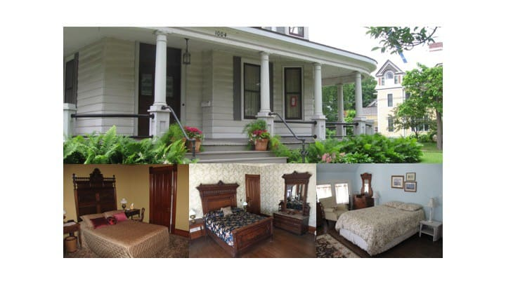 Copeland House - Entire Second Floor,   3 Bedrooms