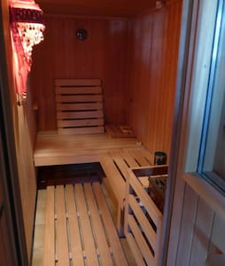 Very Central and lovely flat with Jacuzi and Sauna - Munich