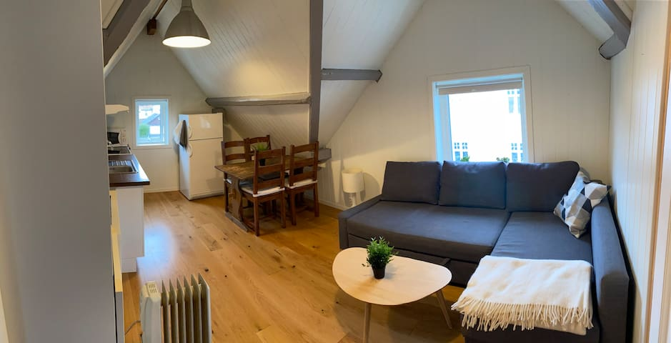 Cozy loft near to Stavanger centrum