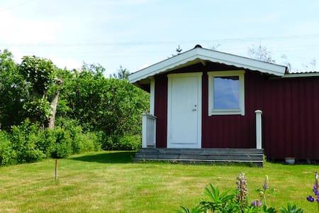 Sommarstuga -  the swedish summer dream - Falkenberg V - 小平房