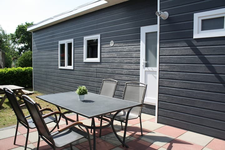 Type B Comfort 4 persoons chalet
