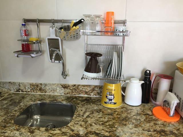 Cozinha (IV)
