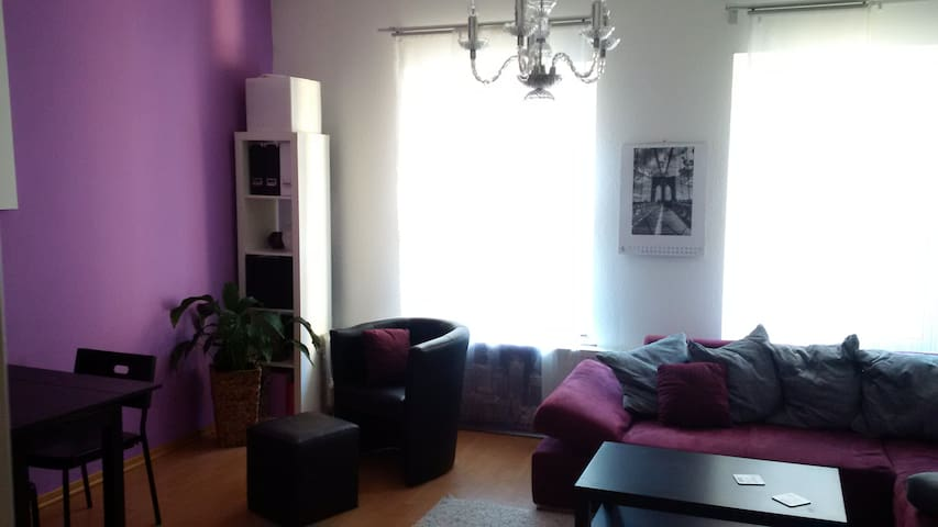 Hübsche Zwei-Zimmer-Wohnung in Frankfurt-Höchst - Frankfurt am Main - Apartment