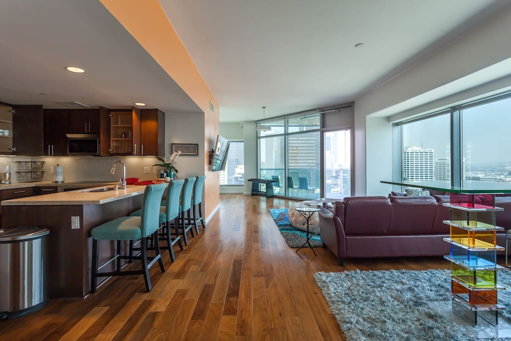 L A 36 Story Breath Taking View 6 Beds Luxury In Los Angeles California United States