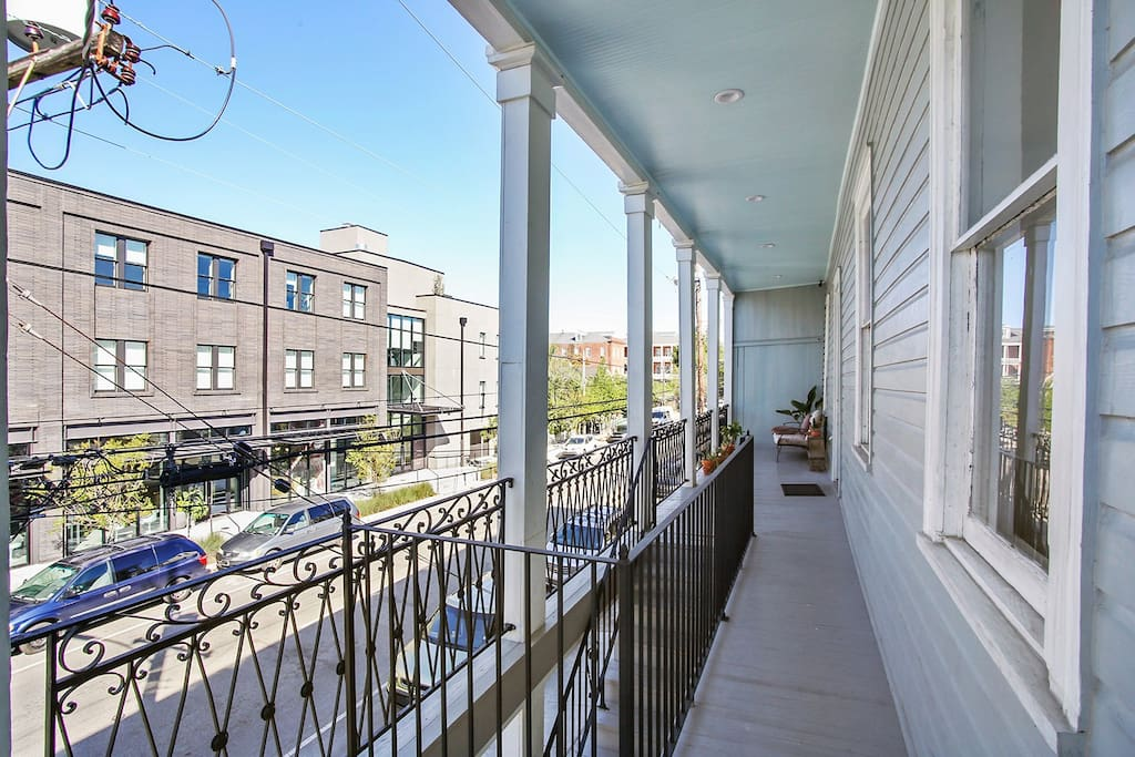 Fantastic Garden District Loft Flats For Rent In New Orleans Louisiana United States