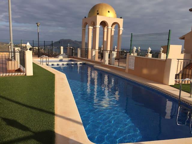 Estupenda casa  vacaciones ÁGUILAS - Aguilas - Rumah