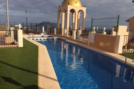Estupenda casa  vacaciones ÁGUILAS - Aguilas