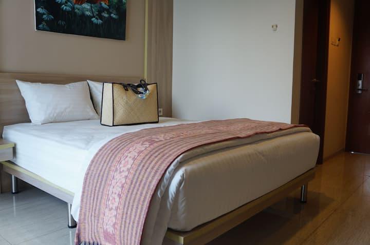 Cozy Room in CBD Jakarta, type B.2