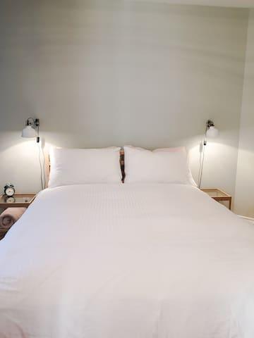 Seconde chambre - Guest room.
