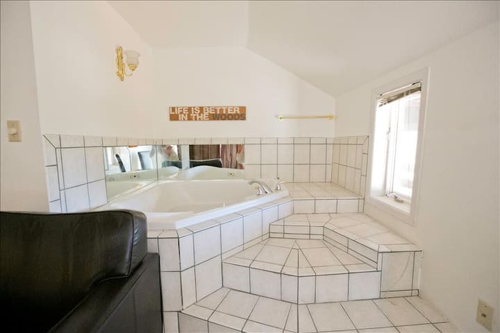 2 Bedroom Jacuzzi Suite In Newly Refurbished Historic Lodge - Green Mountain Falls - Andere