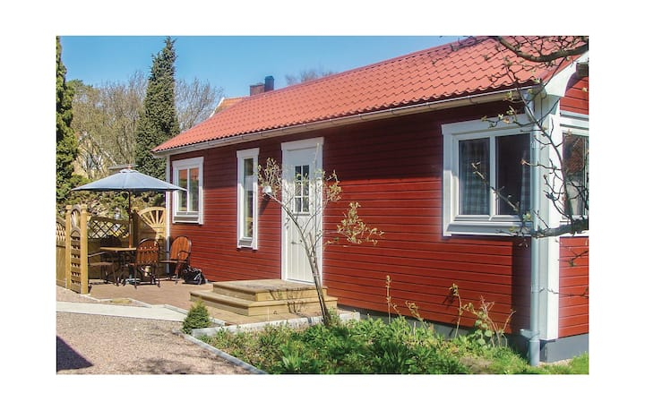 Stunning home in Ängelholm with 1 Bedrooms