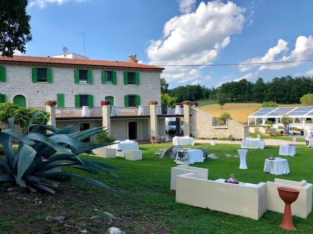Villa San Pietro in Molise land