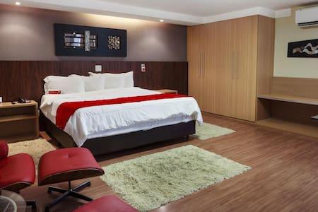 Intimate Suite Premium At Belo Horizonte