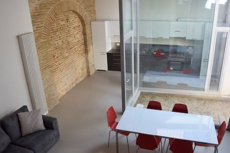 Amazing new Loft in the city center - Senigallia