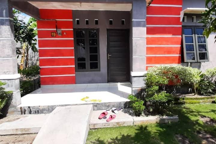 Rumah Tampung Penyang Palangkaraya