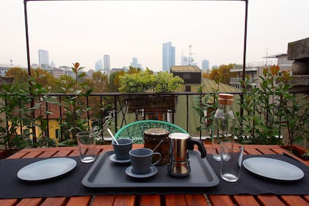 RomanticCentralPanoramic Penthouse - Milano - Apartment