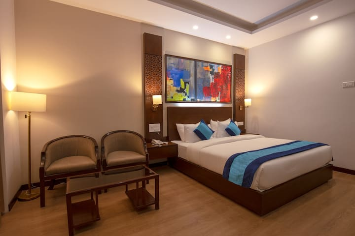 Spacious Rooms near Khajuraho Temple