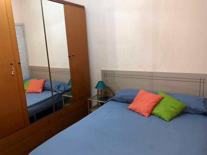 Habitación privada en Apartamento céntrico