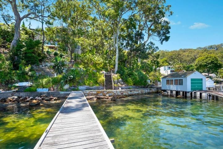 Hudson Parade Waterfront Cottage - Clareville - Clareville - House