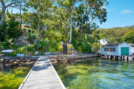 Hudson Parade Waterfront Cottage - Clareville - House