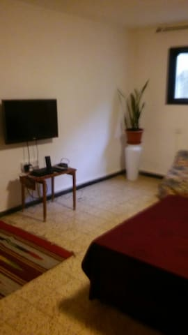 The Hidden Appartment With A Small Patio - Rehovot - Apartamento